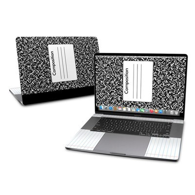 MacBook Pro 16 Skin - Composition Notebook