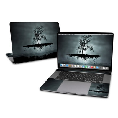 MacBook Pro 16 Skin - Flying Tree Black