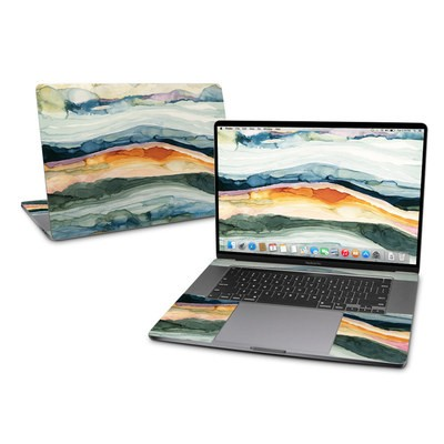 MacBook Pro 16 Skin - Layered Earth