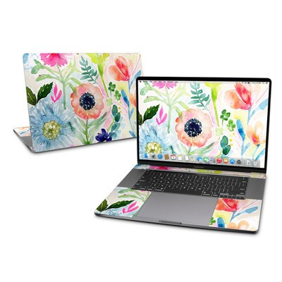 MacBook Pro 16 Skin - Loose Flowers