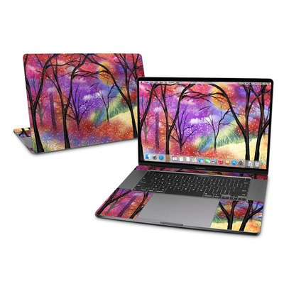 MacBook Pro 16 Skin - Moon Meadow