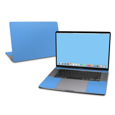 MacBook Pro 16 Skin - Solid State Blue