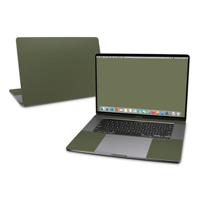 MacBook Pro 16 Skin - Solid State Olive Drab