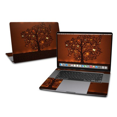 MacBook Pro 16 Skin - Tree Of Books