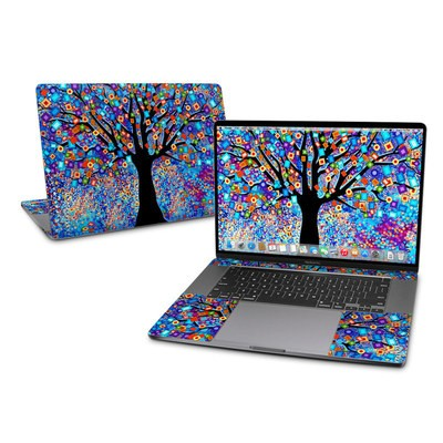 MacBook Pro 16 Skin - Tree Carnival