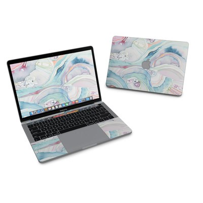 MacBook Pro 13in (2016) Skin - Abstract Organic