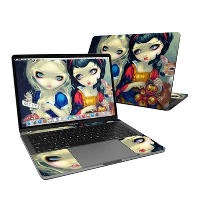 MacBook Pro 13in (2016) Skin - Alice & Snow White
