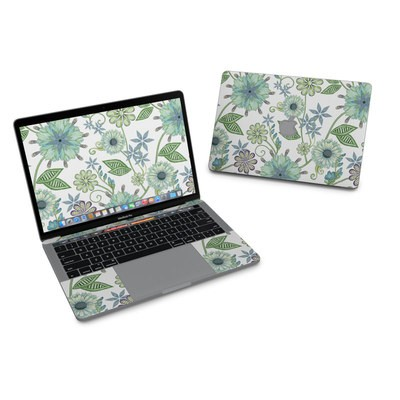 MacBook Pro 13in (2016) Skin - Antique Nouveau