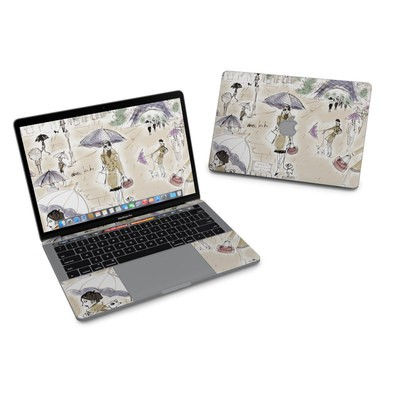 MacBook Pro 13in (2016) Skin - Ah Paris
