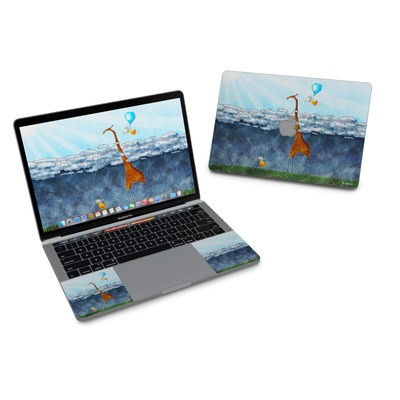 MacBook Pro 13in (2016) Skin - Above The Clouds
