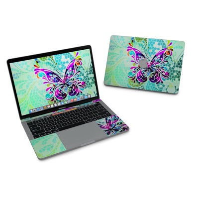 MacBook Pro 13in (2016) Skin - Butterfly Glass