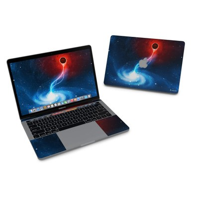 MacBook Pro 13in (2016) Skin - Black Hole