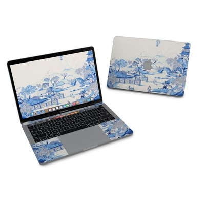 MacBook Pro 13in (2016) Skin - Blue Willow