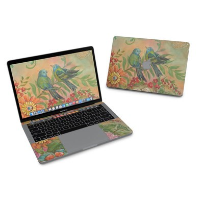 MacBook Pro 13in (2016) Skin - Splendid Botanical