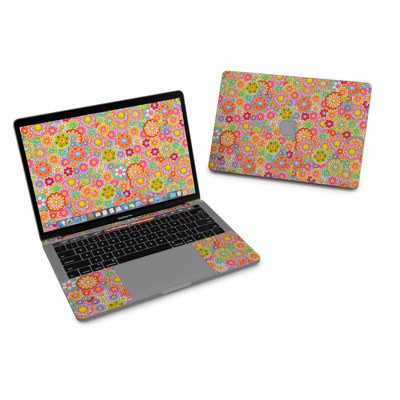 MacBook Pro 13in (2016) Skin - Bright Ditzy