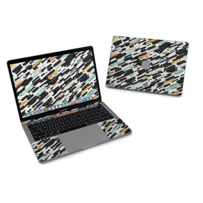 MacBook Pro 13in (2016) Skin - Brushin Up