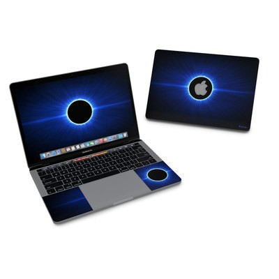 MacBook Pro 13in (2016) Skin - Blue Star Eclipse