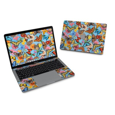 MacBook Pro 13in (2016) Skin - Butterfly Land