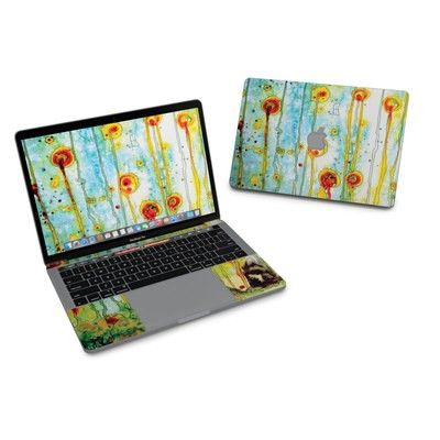 MacBook Pro 13in (2016) Skin - Beneath The Surface