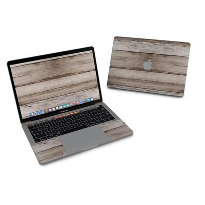 MacBook Pro 13in (2016) Skin - Barn Wood