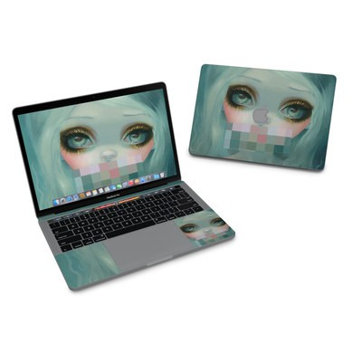 MacBook Pro 13in (2016) Skin - Censored Smile