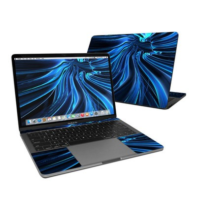MacBook Pro 13in (2016) Skin - Cerulean
