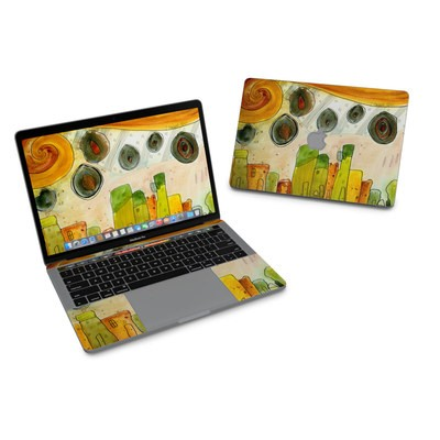 MacBook Pro 13in (2016) Skin - City Life