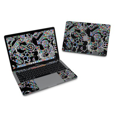 MacBook Pro 13in (2016) Skin - Circle Madness