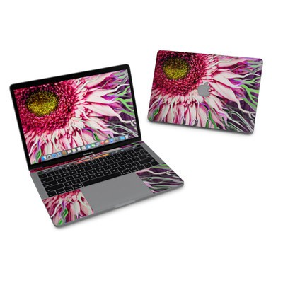 MacBook Pro 13in (2016) Skin - Crazy Daisy