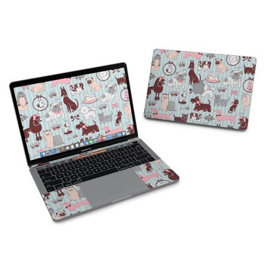MacBook Pro 13in (2016) Skin - Doggy Boudoir