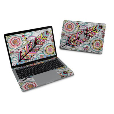 MacBook Pro 13in (2016) Skin - Dream Feather