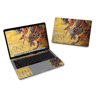 MacBook Pro 13in (2016) Skin - Dragon Legend