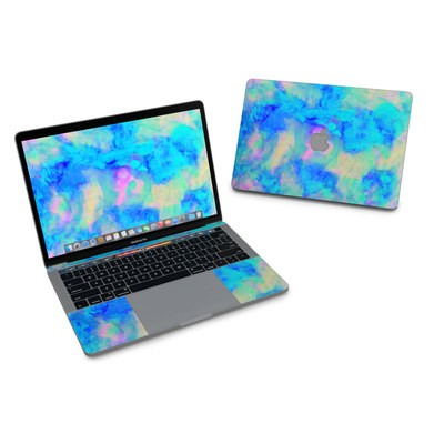 MacBook Pro 13in (2016) Skin - Electrify Ice Blue