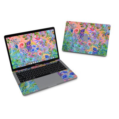 MacBook Pro 13in (2016) Skin - Fantasy Garden