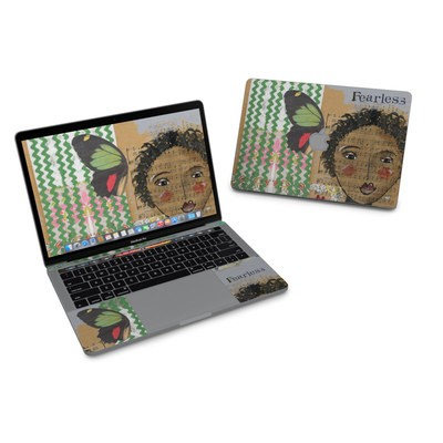 MacBook Pro 13in (2016) Skin - Fearless Heart