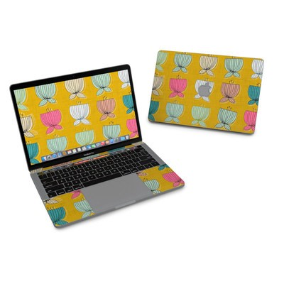 MacBook Pro 13in (2016) Skin - Flower Cups
