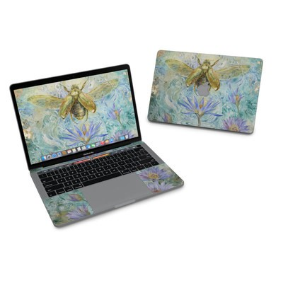 MacBook Pro 13in (2016) Skin - When Flowers Dream