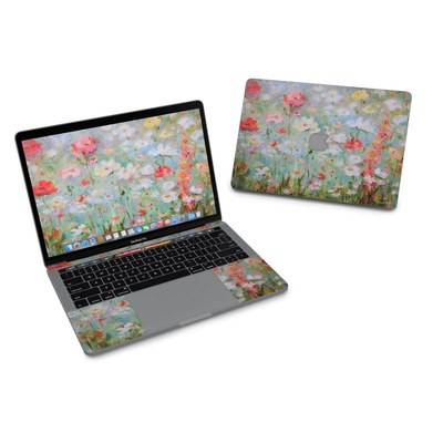 MacBook Pro 13in (2016) Skin - Flower Blooms