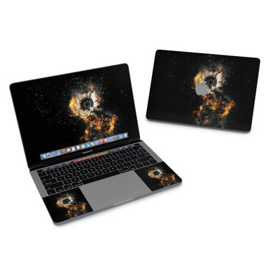 MacBook Pro 13in (2016) Skin - Flower Fury