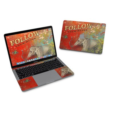 MacBook Pro 13in (2016) Skin - Follow Your Bliss