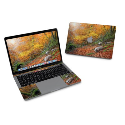 MacBook Pro 13in (2016) Skin - Forest Gold