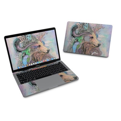 MacBook Pro 13in (2016) Skin - Forest Warden