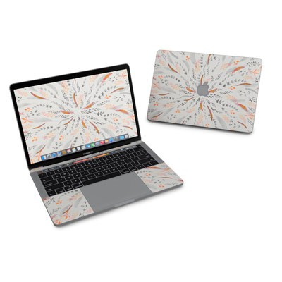 MacBook Pro 13in (2016) Skin - Feather Roll