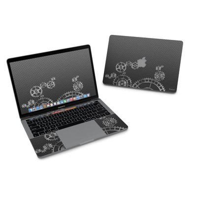 MacBook Pro 13in (2016) Skin - Gear Wheel