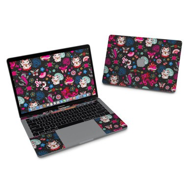 MacBook Pro 13in (2016) Skin - Geisha Kitty