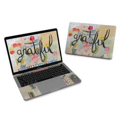 MacBook Pro 13in (2016) Skin - Grateful