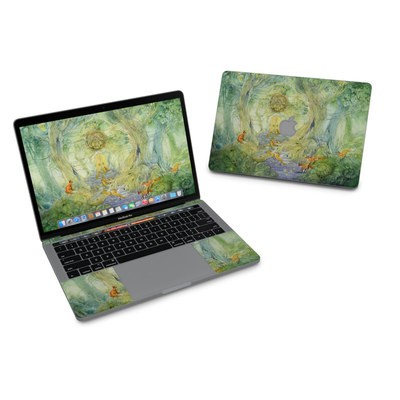 MacBook Pro 13in (2016) Skin - Green Gate