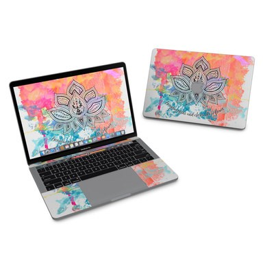 MacBook Pro 13in (2016) Skin - Happy Lotus