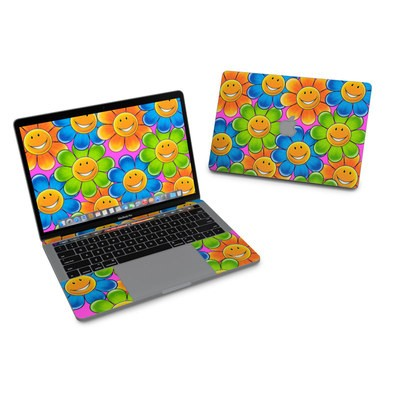 MacBook Pro 13in (2016) Skin - Happy Daisies