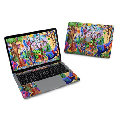 MacBook Pro 13in (2016) Skin - Happy Town Celebration